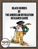 Black Heroes of the American Revolution Research Guide
