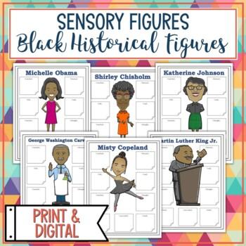 Black Historical Sensory Figures