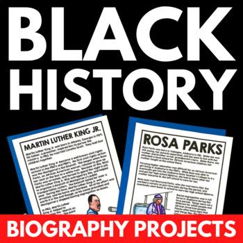 Black History Biography Project - Civil Rights Movement Un