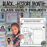 Black History Month Bulletin Board and Class Project