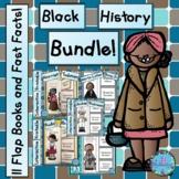 Black History Month Activities Writing Bundle!