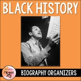 Black History / Famous African Americans Research Organizers