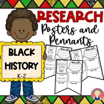 Black History Research Sheets