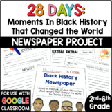 Black History - 28 Days: Moments in Black History that Changed the World