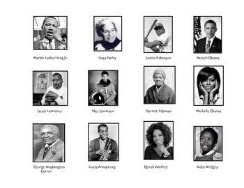 Black History Activity