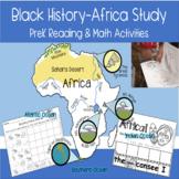 Black History Africa Study