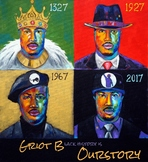 Black History Month Music Rap Album - (African History / U