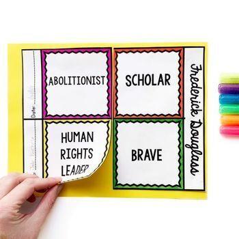 Black History BUNDLE (Reading & Writing Activities)