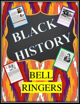 Black History Bell Ringers