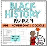 Black History Bio Poem