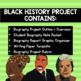 Black History Biography Project *NO PREP!*