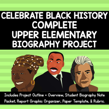 Black History Biography Project