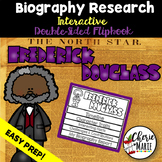 Black History Biography Research Report Flipbbook Frederic
