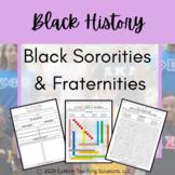 Black History - Black Fraternities & Sororities