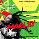 Black History - Bob Marley Poster