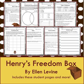 Black History Book Unit Bundle