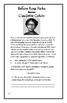 Black History Booklet for Middle Grades