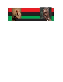 25-Beautiful Black History Bookmarks Vol 1