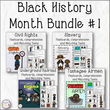 Black History Bundle #1