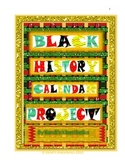 Black History Calendar Writing Project