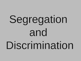 Black History Civil Rights Background Introductory PowerPoint