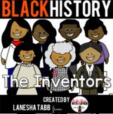 Black History Clip Art- Inventors