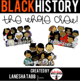 Black History Clip Art- THE BUNDLE!