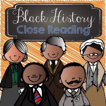 Black History Close Reading