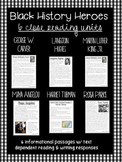Black History Close Reading & Writing Theme Unit