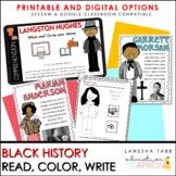 Black History Printables