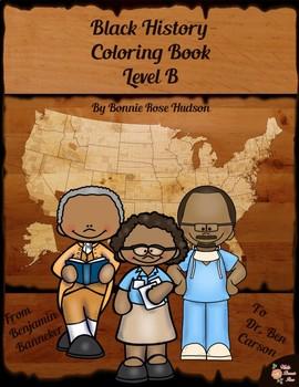 Black History Coloring Book