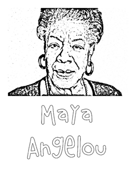 Black History Coloring Pages by The Sub | Teachers Pay Teachers
