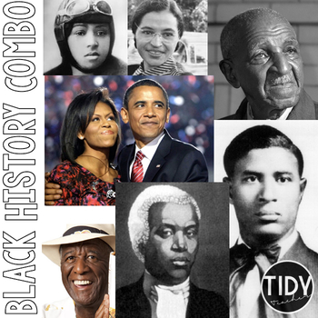 Black History Combo Pack #1