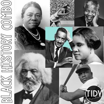 Black History Combo Pack #2