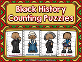 Black History Counting Puzzles