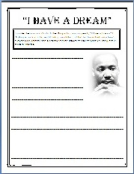Black History Figurative Language, Opinion Writing and Picture Captions