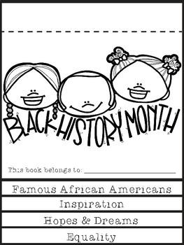 Black History Flip Book
