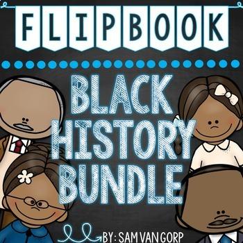 Black History Flip Book Bundle