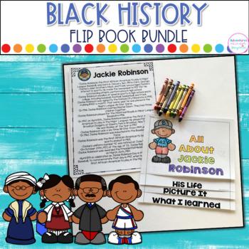 Black History Flip Book- Growing Bundle