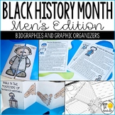 Black History Month : Famous African American Men Biograph