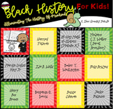 Black History For Kids - VERY Slow Growing Bundle