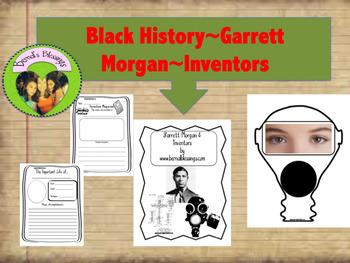 Black History~Garrett Morgan~Inventors