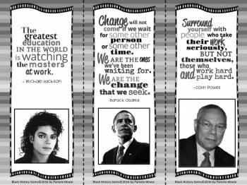Black History Gems: BookMarks
