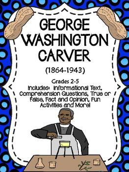 Black History:  George Washington Carver