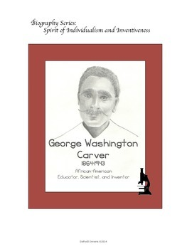 Black History:  George Washington Carver Biography