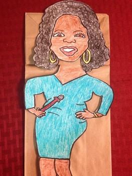 Black History Great African American Leaders (Oprah Winfrey)