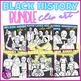 Black History Clip Art Bundle