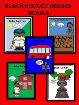 Black History Heros Bundle