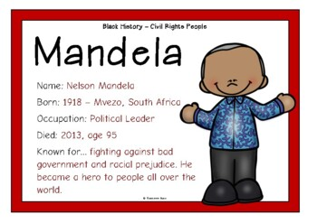 Black History - Historical People