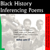 Black History Inferencing Poems